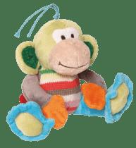 HAPPY HORSE Opička Mo Hudobné