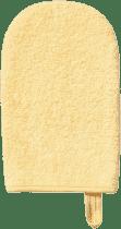 BABY ONO Žínka na mytí froté – žlutá