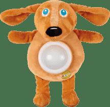 OOPS Happy Light! - Świecące zwierzątko Piesek