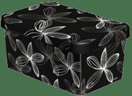 CURVER Úložný box Black Lily S
