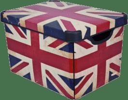 CURVER Pudełko do przechowywania England S