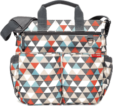 SKIP HOP Torba Duo – Signature Triangles