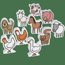 MILLAMINIS Zvieratká