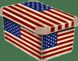CURVER Úložný box USA S