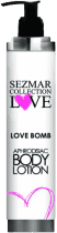 HRISTINA Prírodné telové mlieko s afrodiziakami Love Bomb, 200ml