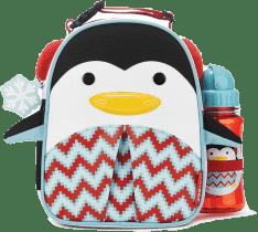 SKIP HOP Lanczówka Zoo Winter Pingwin z bidonem
