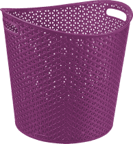 CURVER Koš na prádlo My Style 30l, fialový