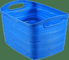 CURVER Koszyk Ribbon L, niebieski