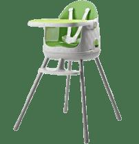 KETER Jídelní židlička, zelená