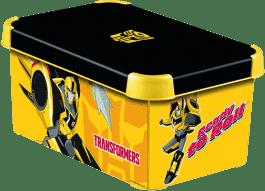 CURVER Úložný box Transformers S