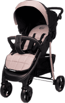 4BABY Wózek sportowy Rapid XV – beżowy