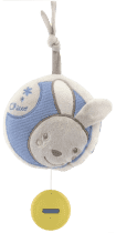 CHICCO Soft Color králiček hrajúce