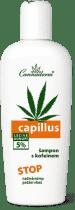 CANNADERM Capillus šampón s kofeínom 150ml