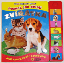 KNIHA Poznaj ako robia zvieratká II