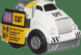 MEGA BLOKS CAT Służba drogowa