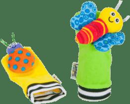 LAMAZE Chrastiace ponožky