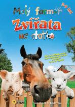 KNIHA Malý farmár - Zvieratká na statku