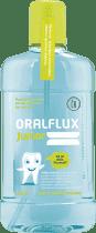 ORALFLUX Junior Owoce i mięta 500 ml Płyn do płukania jamy ustnej