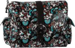 KALENCOM Torba do przewijania  Buckle Bag Safari Paisley