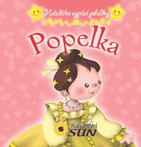 KNIHA Hvězdička vypráví – Popelka