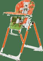 PEG-PÉREGO Krzesełko Prima Pappa Zero3 Orso Arancio