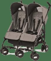 PEG-PÉREGO Wózek bliźniaczy Pliko Mini Twin Classico Mod Beige