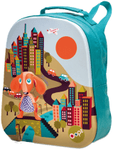 OOPS Happy Plecak Miasto