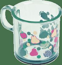 CANPOL Babies Protišmykový hrnček - zelený