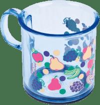CANPOL Babies Protišmykový hrnček - modrá