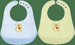 CANPOL Babies Plastový podbradník-chlapec