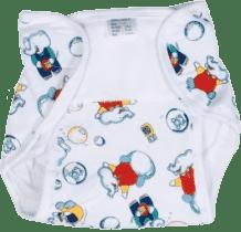 CANPOL Babies Plienkové nohavičky PREMIUM S – Delfíny