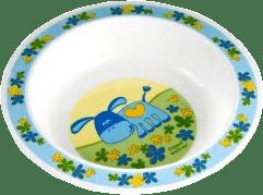 CANPOL Babies Plastová miska - modrá