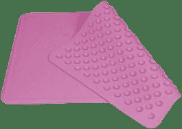 CANPOL Babies Protiskluzová podložka do vany velká – růžová