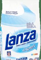 LANZA Expert Biela 4,5 kg (60 dávok) - prací prášok