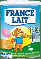 FRANCE LAIT 1 až 3 roky na podporu rastu (400g) - dojčenské mlieko