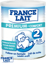 FRANCE LAIT Premium Comfort 2 (400g) - dojčenské mlieko