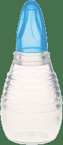 CANPOL Babies Nosní odsávačka silikonová – modrá