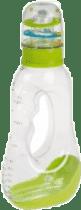 CANPOL Babies Fľaša slza 250ml s hrkálkou bez BPA- zelená