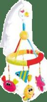 CANPOL Babies Kolotoč plyšový so skladacím ramenom oceán