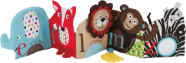 ABC Zoo - Knižka Activities
