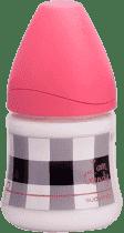SUAVINEX Butelka z szerokim otworem pp 150 ml lateksowy ustnik trendy