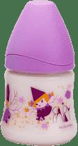 SUAVINEX Butelka z szerokim otworem pp 150 ml lateksowy ustnik wróżka