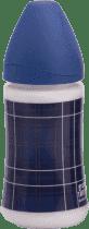 SUAVINEX Butelka z szerokim otworem pp 270 ml lateksowy ustnik – karo