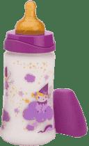 SUAVINEX Butelka z szerokim otworem pp 270 ml lateksowy ustnik – wróżka