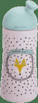 SUAVINEX Třetí láhev se sportovním pítkem (18m+) hello fox - modrá