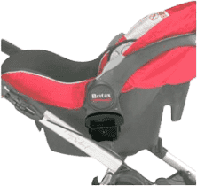 BABY JOGGER Adapter City Select / Versa GT - Britax B-Safe