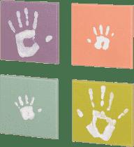 BABY ART Farebná plátna pre odtlačok Pop Art Print Paintings