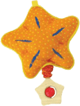BINO Baby- hviezdice