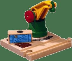 BRIO Żuraw z magnetycznym ładunkiem