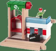 BRIO Nadzemní nádraží